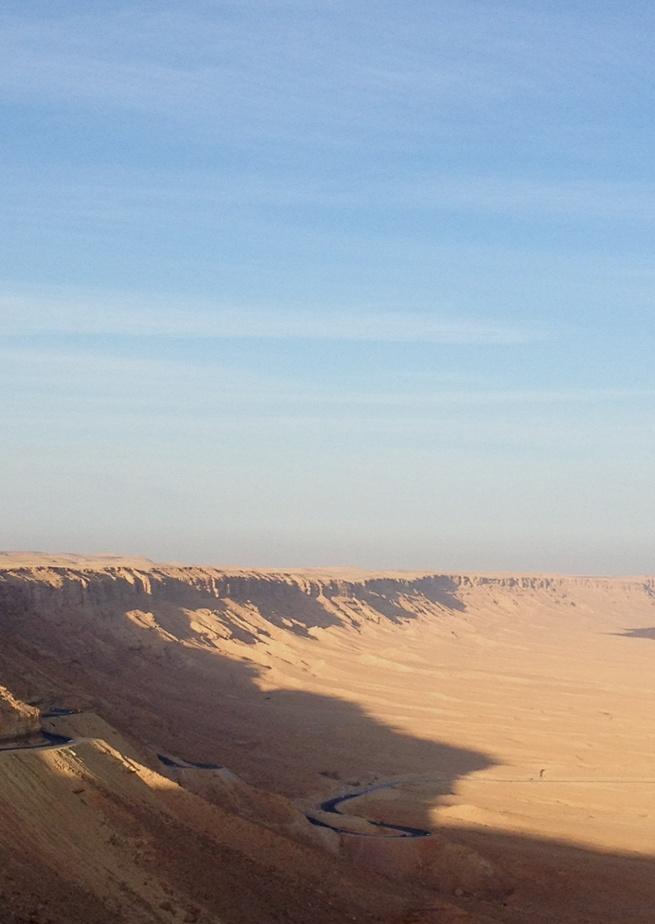 Ørkenen